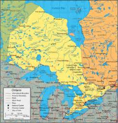 map of northern ontario canada girlshopes