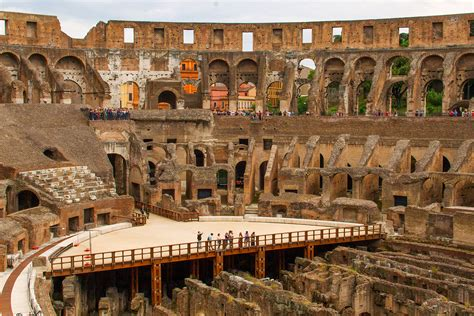 best colosseum tour gladiator s gate colosseum arena floor tour walks of italy