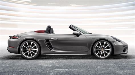 boxster porsche 2017 2017 porsche 718 boxster picture 663466 car review
