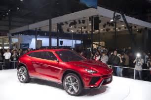 Lamborghini Suv Images Lamborghini Urus Suv Concept Unveiled At Beijing Motor