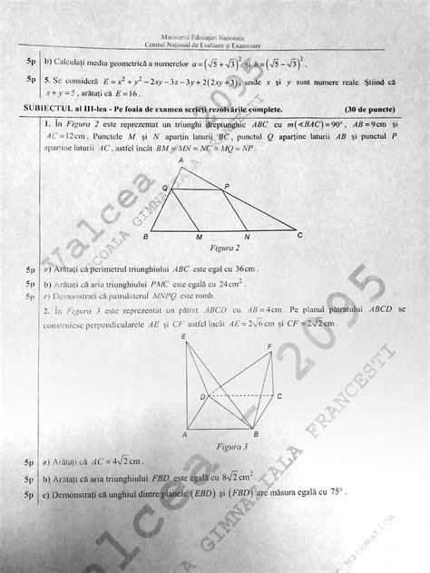 edu ro evaluare nationala 2018 evaluare nationala matematica 2016 pariuri sportive 2018