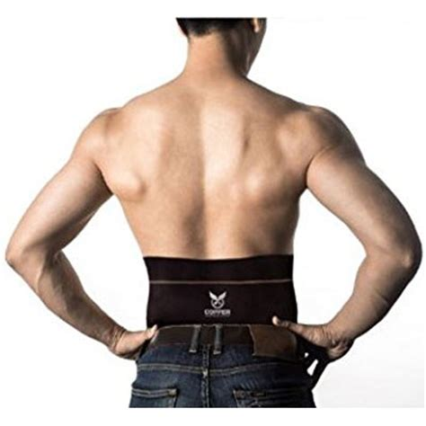23 best lower back support belts and braces | ultimate