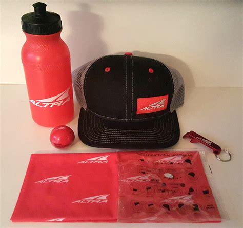 12 Days Of Giveaways Prize List - altra prize pack run karla run run karla run
