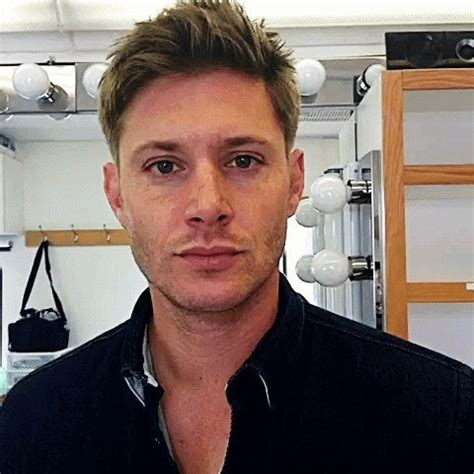 jensen ackles/ dean winchester haircut why do we love it?