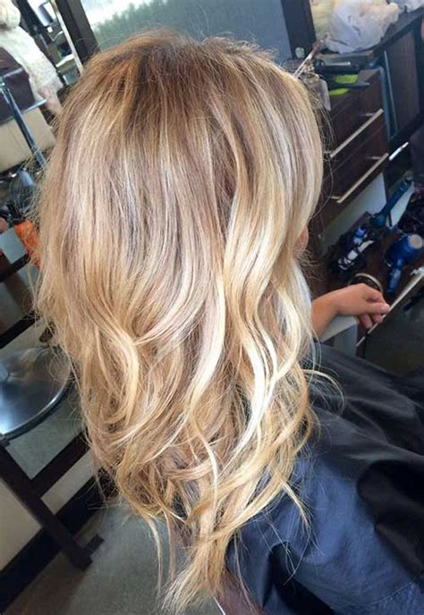 shades of blonde for over 60 35 new blonde hair color long hairstyles 2017 long