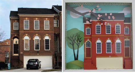 house diorama mmmcrafts house diorama