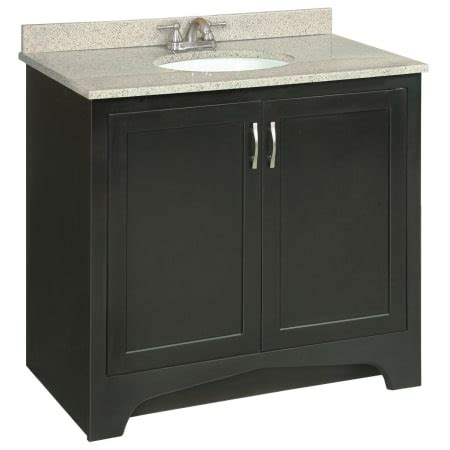 design house ventura collection design house 539601 espresso ventura 36 quot wood vanity