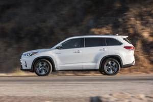 2018 toyota highlander hybrid suv pricing for sale   edmunds