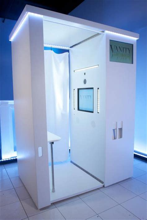 Vanity Photo Booths by The Booth Tristar Photo Booths