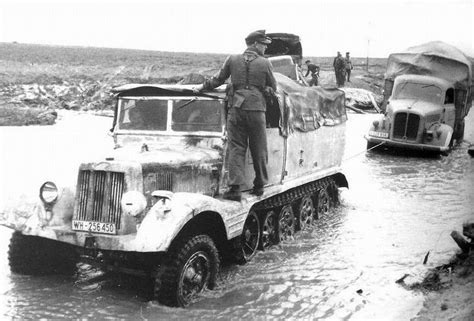 Korean Car Types by On The Russian Front Where The Mud Was A Big Enemy A