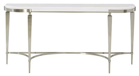 demilune console table demilune console table bernhardt