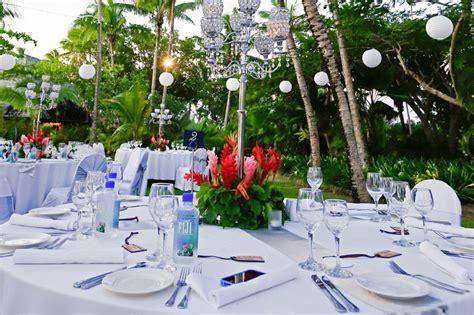 Shangri La Fiji : The Fijian Wedding Package