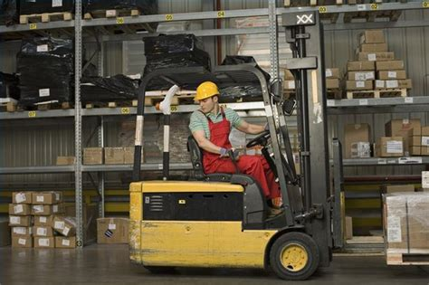 qualifications for a forklift operator used toyota forklift