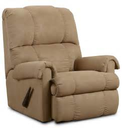 furniture padded angle arm and fully padded chaise with