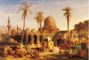 The name baghdad is synonymous with the islamic golden age