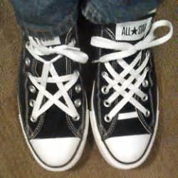 ian s shoelace site shoe lacing photos enlarge 993