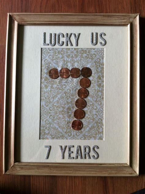 17 Best ideas about 7 Year Anniversary on Pinterest   One