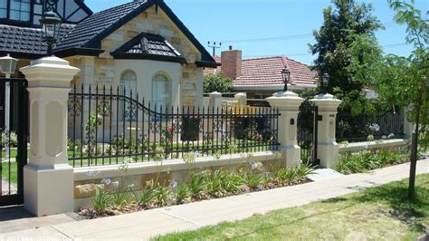 front yard fence ideas types of fences that every fencing contractors would surely recommend