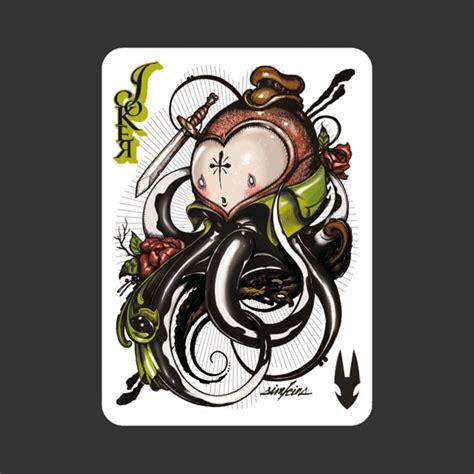 deck of joker cards 52 ace illustrators in one deck of cards bit rebels