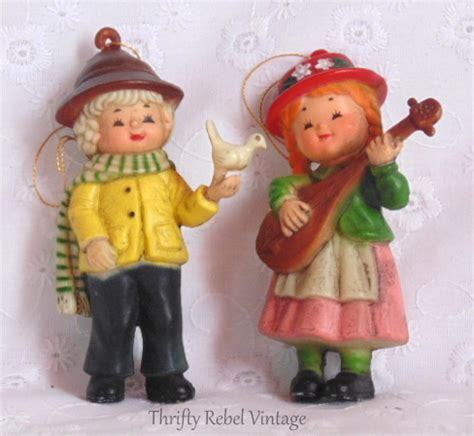 of green gables ornament a vintage cast of ornament characters thrifty rebel vintage