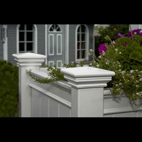 Plastic Raised Planter Boxes by Plant Boxes Cambridge Raised Vinyl Planter Box