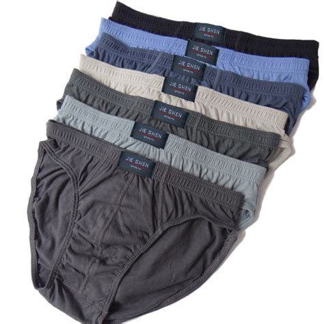 comfortable underwear for men aliexpress com buy 100 cotton briefs mens comfortable