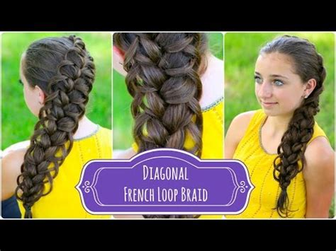 cute girl hairstyles youtube french braid messy bun hawk dance hairstyles makeup videos
