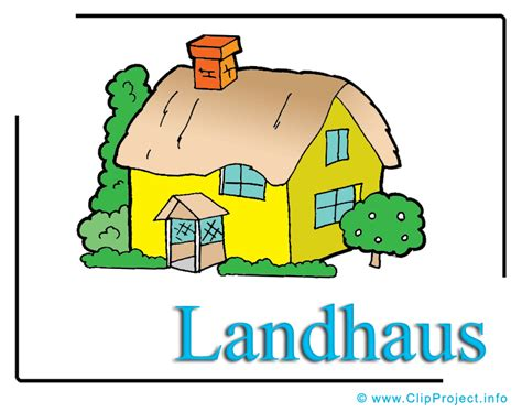 Haus Comic by Haus Clipart Free
