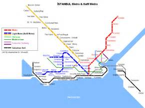 Istanbul Metro Map by Istanbul Map Detailed City And Metro Maps Of Istanbul