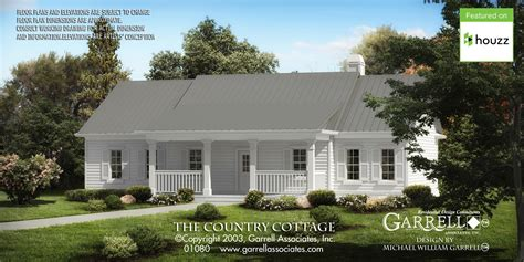 country plans country cottage house plan house plans by garrell