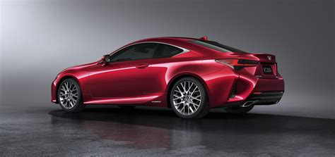 2019 Lexus Coupe by Enhanced 2019 Lexus Rc Coupe Set For Debut