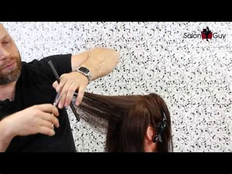 tutorial on how to cut the rachel the rachel hair cut tutorial search results hairstyle
