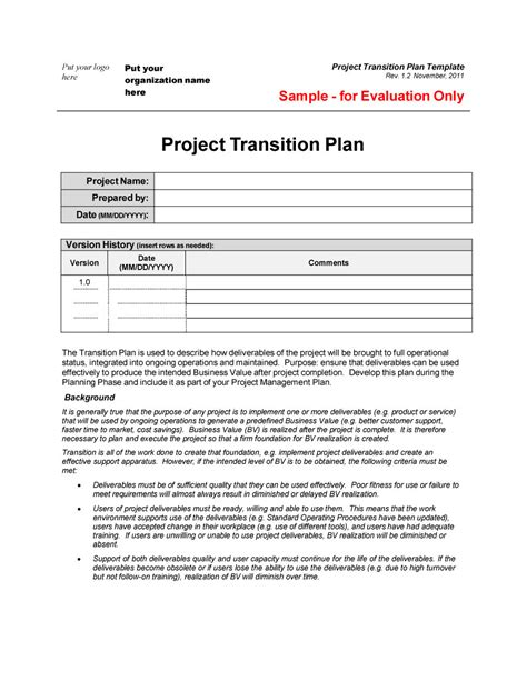student transition plan template 40 transition plan templates career individual