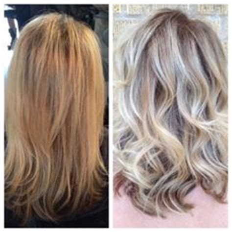 frosting hair thats some grey the best fall blonde hair color trend go nude nude
