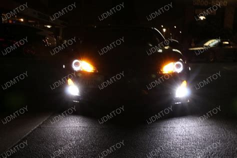 direct fit 20w high power cree led daytime running light direct fit 20w high power cree led drl halo ring fog ls