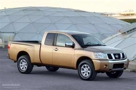nissan titan king cab specs 2004 2005 2006 2007 2008 2009 autoevolution