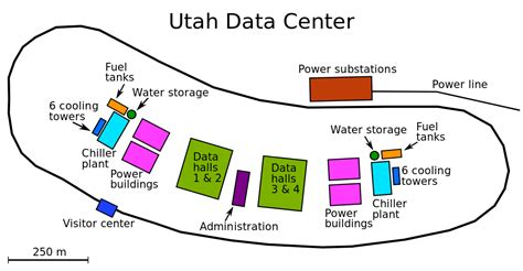 facility layout wikipedia file utah data center of the nsa in bluffdale utah vector