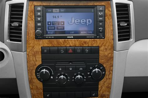 Jeep Stereo 2010 Jeep Grand Price Photos Reviews Features