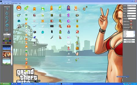 ps3 live themes th 232 me gta v mario bros sur ps3 play3 live