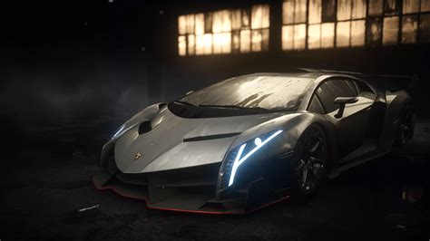 Wallpaper Engine Lamborghini Veneno 4k Wallpaper