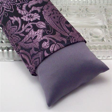 Flaxseed Eye Pillow by Lavender Eye Pillow Lavender With Flax Seed By
