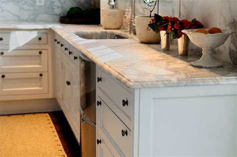 Kitchen Countertop Cover by Install Marble Kitchen Countertops Pro Construction Guide