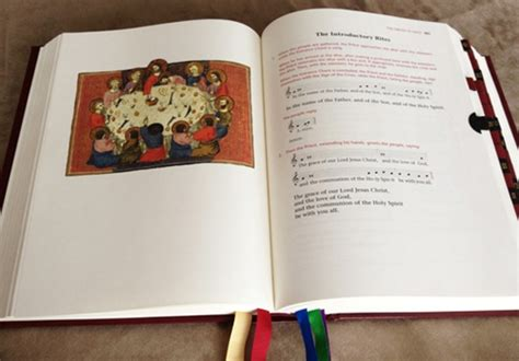 excerpts from the missal books finale and the missal finale