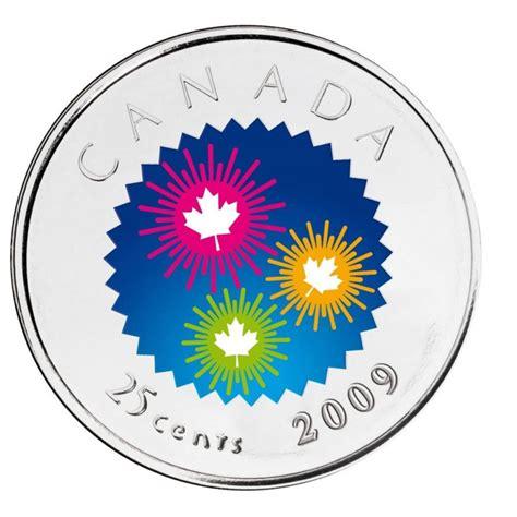 Coin Gift Card - 2009 canada congratulations coin gift card