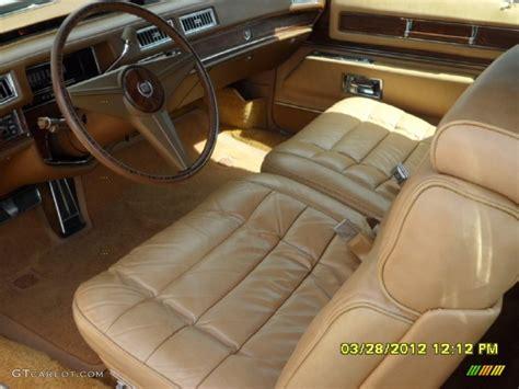 eldorado upholstery 1976 cadillac eldorado convertible interior photo