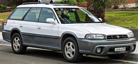 first subaru outback subaru outback through the years carsforsale com blog