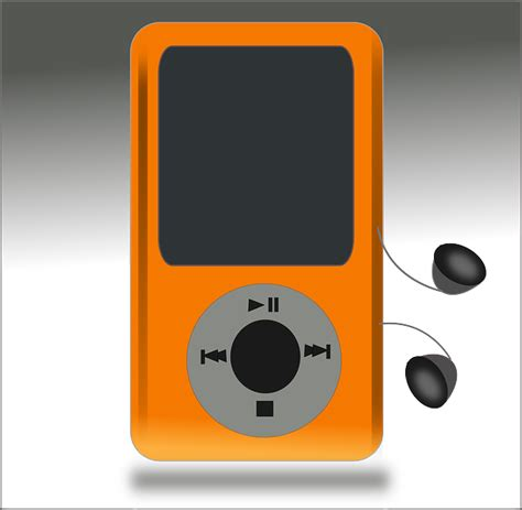 music clip mp mp3 player audio music mp3 listening music player