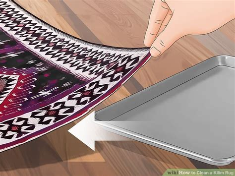 how to clean a kilim rug at home 4 ways to clean a kilim rug wikihow
