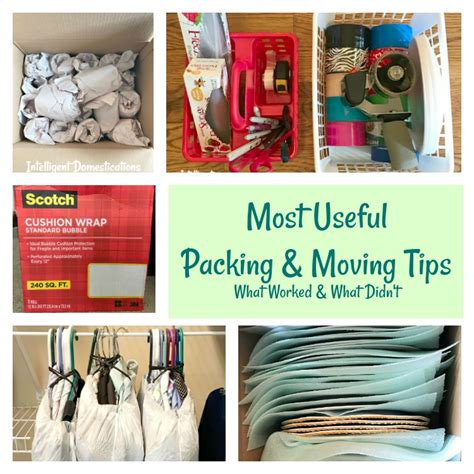 packing and moving tips most useful packing and moving tips what worked and what