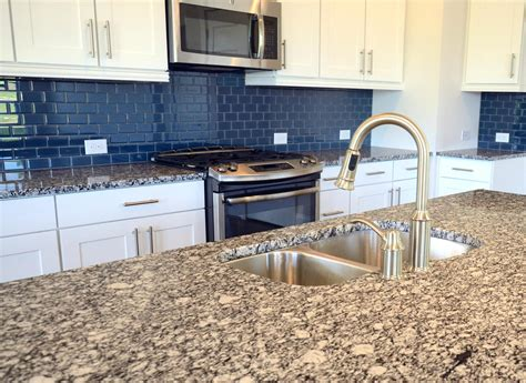 blue tile kitchen backsplash blue glass tile kitchen backsplash glass mosaic tile